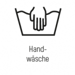 care icon - hand wash DE